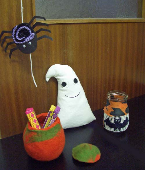 Workshop: Gruseliges Für Halloween